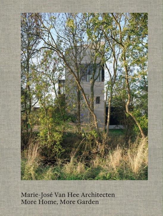 Marie-Jose Van Hee Architecten - More Home, More Garden