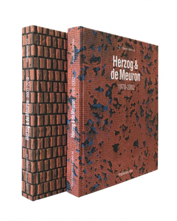 Herzog & de Meuron 1978-2019 (Two Volume Set)