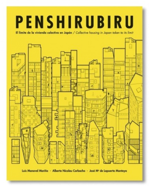 Penshirubiru - Collective housing in Japan taken to is limits
