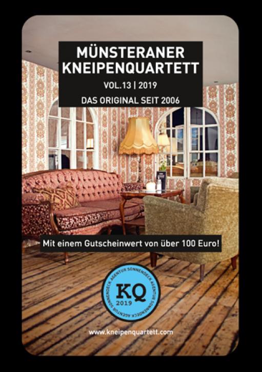 Münsteraner Kneipenquartett 2019