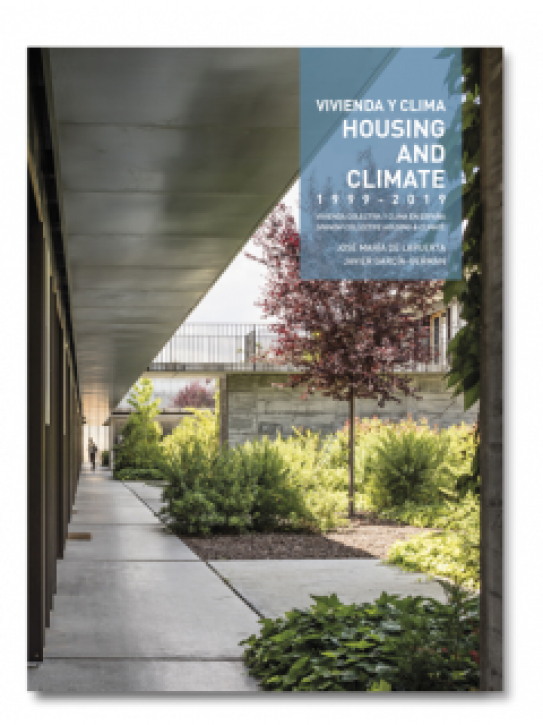 Housing and Climate: Spanish collective housing and climate 1999- 2019