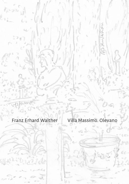 Franz Erhard Walther - Villa Massimo, Olevano