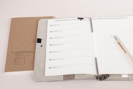 ROTERFADEN - Jahreskalender 2019, A5 (Layout 1)
