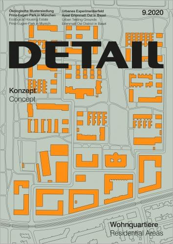Konzept: Wohnquartiere (Detail 9.2020)