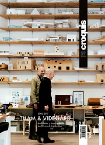 Tham & Videgard Arkitekter 2005-2017 (El Croquis 188)