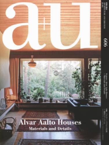 Alvar Aalto Houses - Materials and Details (A+U 606)