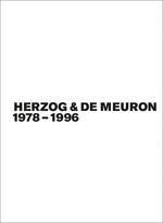 Herzog & de Meuron 1978-1996 (3 Bände)