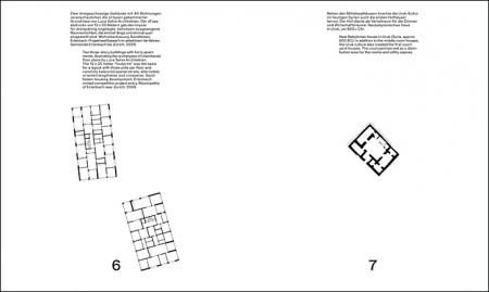 Über Raum und Räume - Kammergrundrisse von Luca Selva Architekten