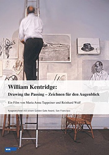 William Kentridge - Zeichnen für den Augenblick (DVD)