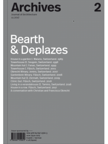 Bearth & Deplazes (Archives No. 2)
