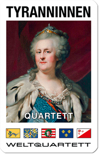 Tyranninnen Quartett