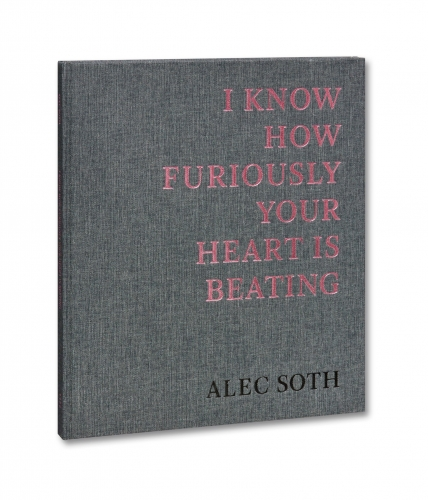 Alec Soth - I Know How Furiously Your Heart Is Beating