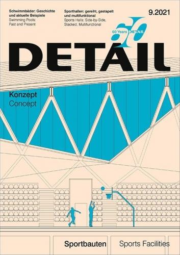 Konzept: Sportbauten  (DETAIL 9/2021)