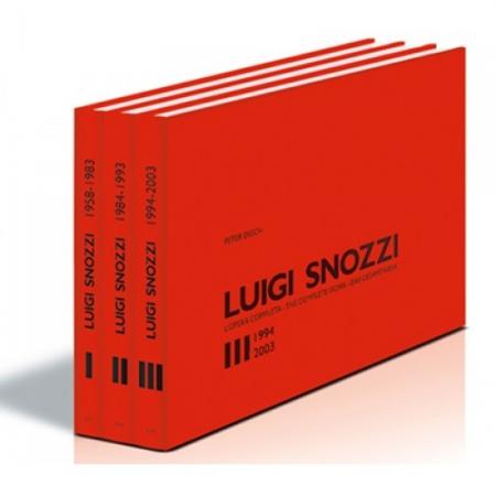 Luigi Snozzi - Complete Works 1958-2003 / Das Gesamtwerk 1958-2003