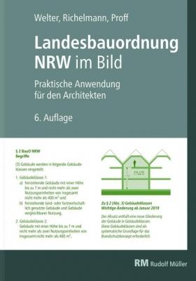 Landesbauordnung NRW im Bild (Auflage 2016)