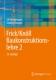 Frick/Knöll Baukonstruktionslehre 2 (34. Auflage)
